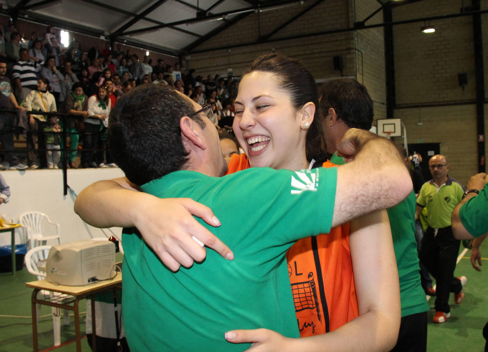 El Arroyo asciende por primera a Superliga-1 de voleibol femenino
