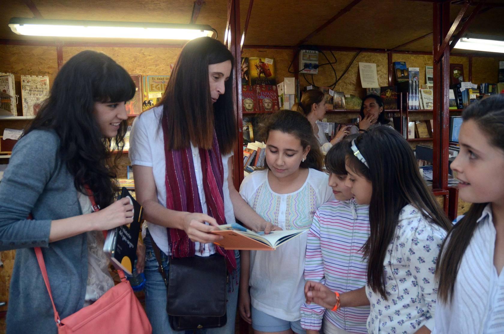 Feria del Libro de Mérida