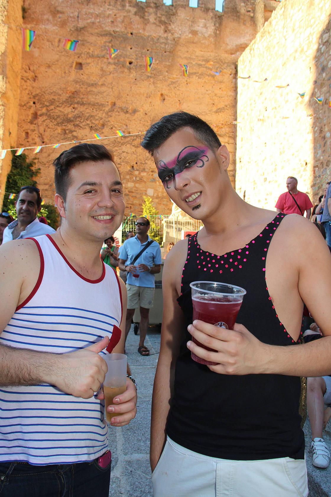 Extrepride llena de orgullo gay el foro de los Balbos
