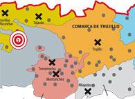 Plan de eliminación de escombreras de la zona sur de Cáceres
