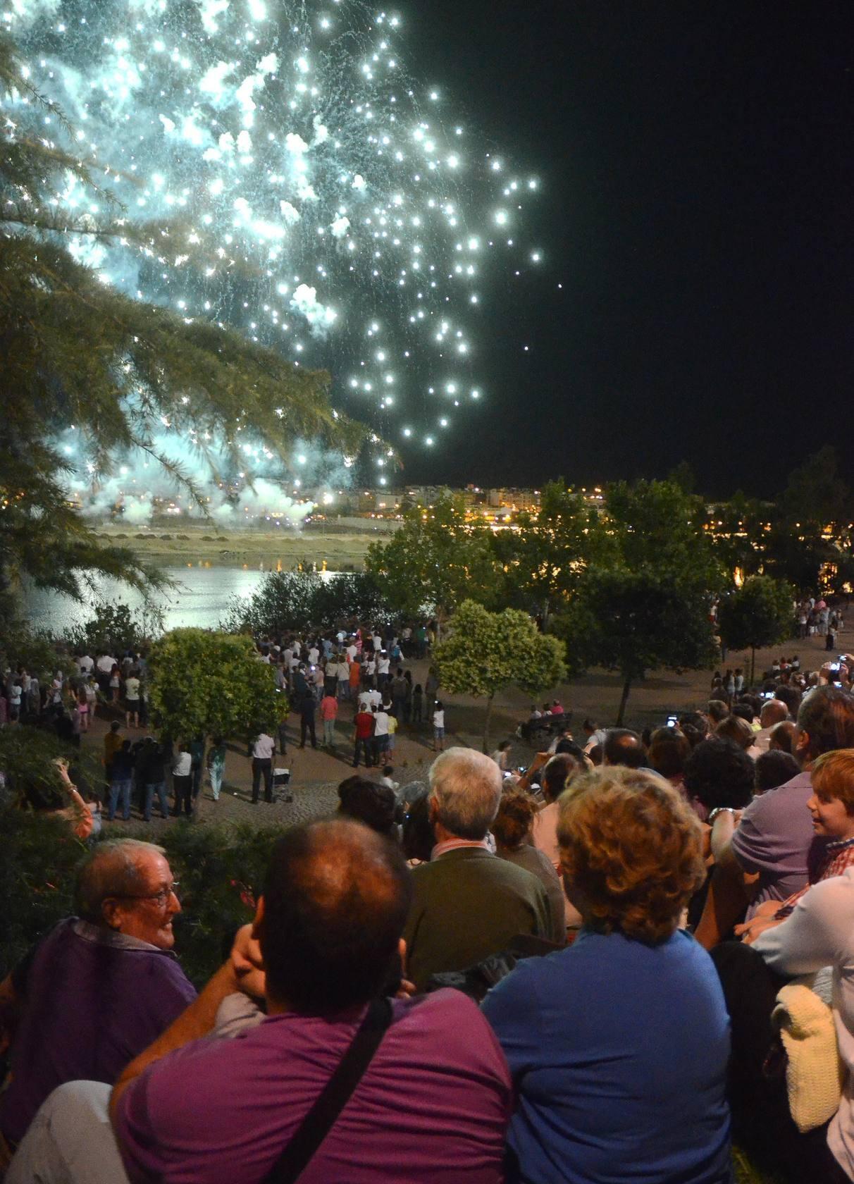 Noche de San Juan en Badajoz