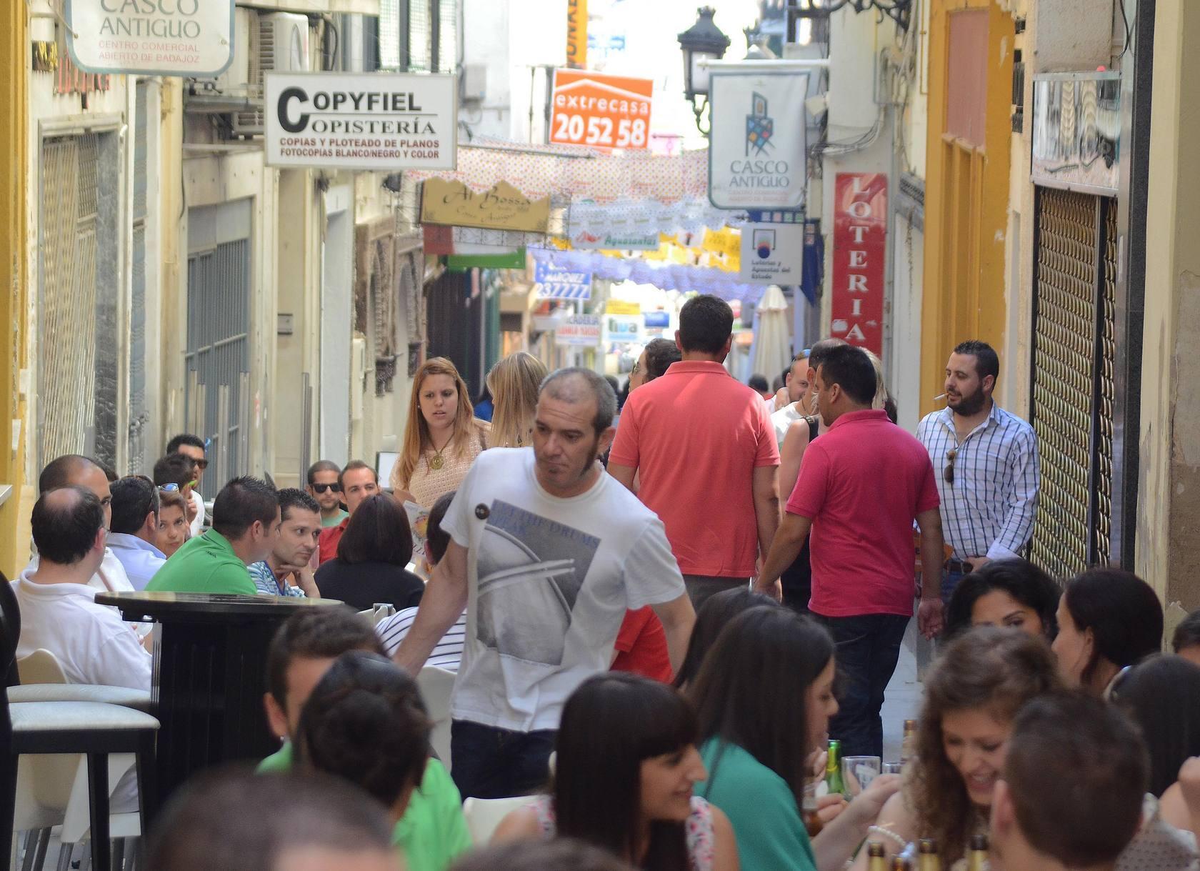 Las mejores fotos de la Feria de Badajoz