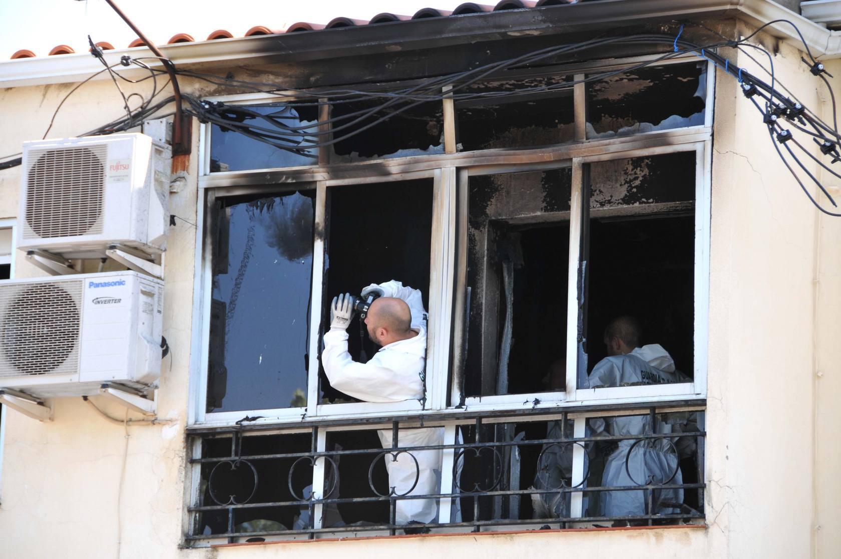 Fallecen dos mujeres en el incendio de su vivienda en Coria