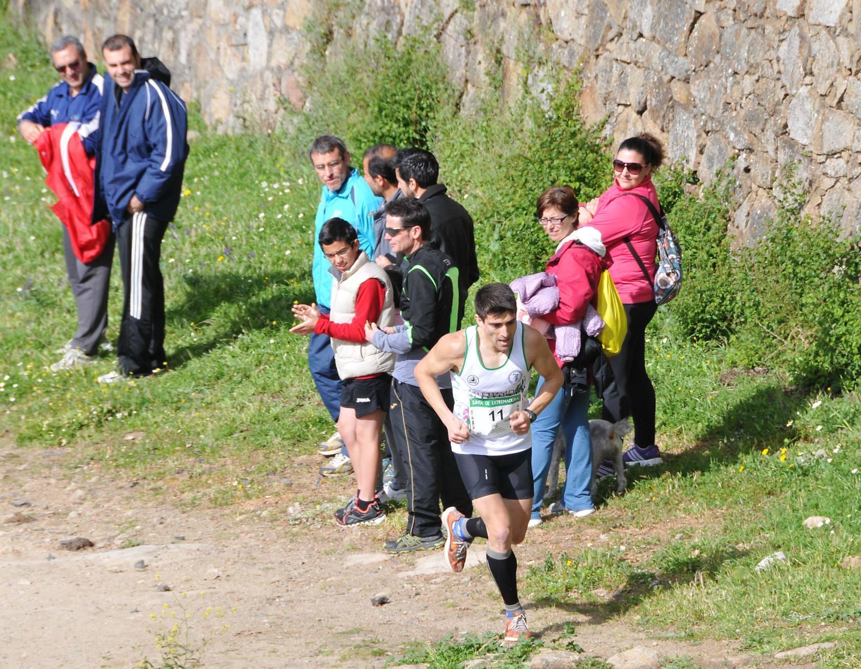 Plasencia | El cross camino del Puerto reunió a 347 corredores