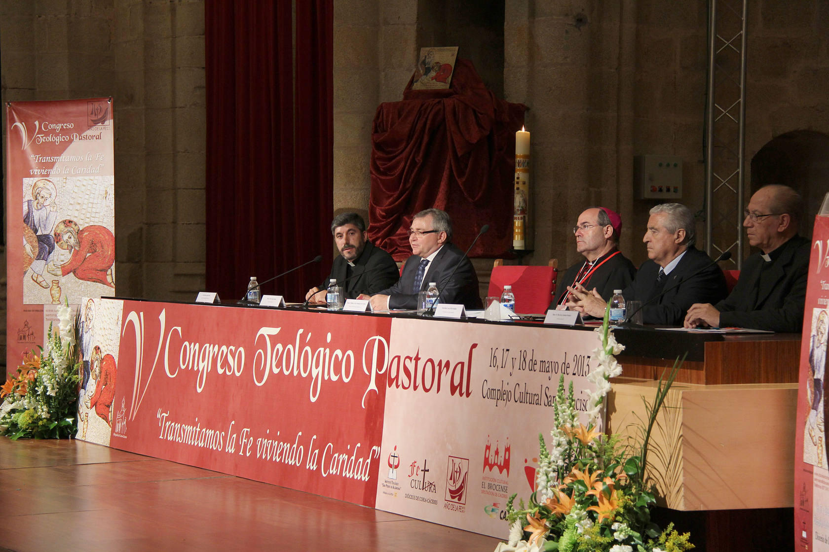 C&aacute;ceres acoge el V Congreso Teol&oacute;gico Pastoral