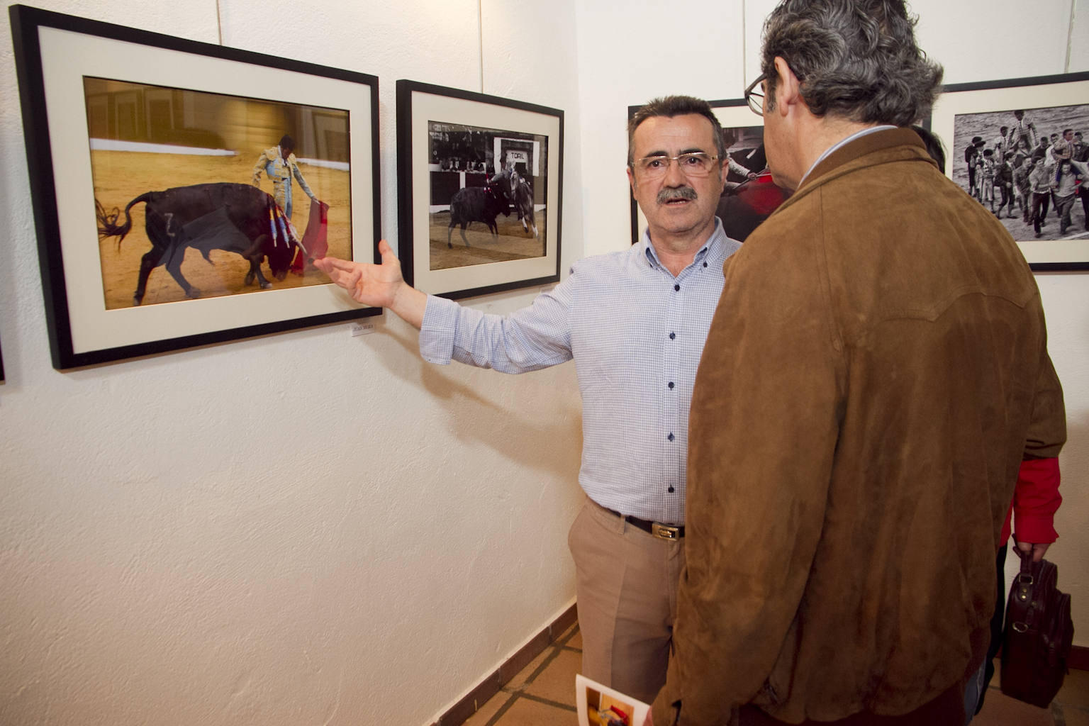 Fotograf&iacute;as de Luis Cid, en el Museo Municipal