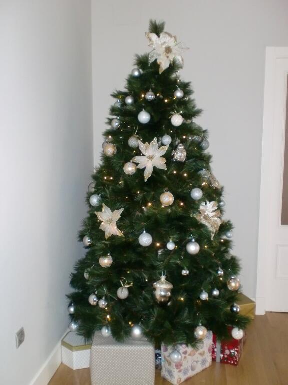El mejor árbol de Navidad el de María José Delgado Pecellín ...