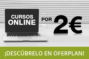CURSOS A 2€