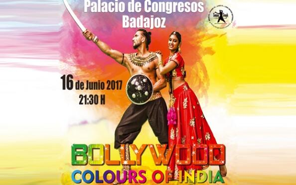 Entrada para Bollywood Colours of India