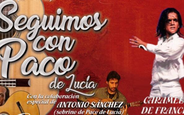 Entrada concierto RECORDANDO A PACO, EL CARAMELO DE FRANCIA