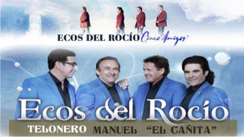 Concierto de ECOS del Rocio en Santa Amalia