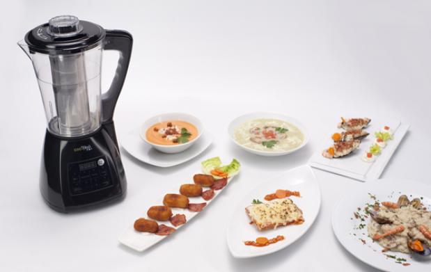 Robot de cocina Fácil Mix