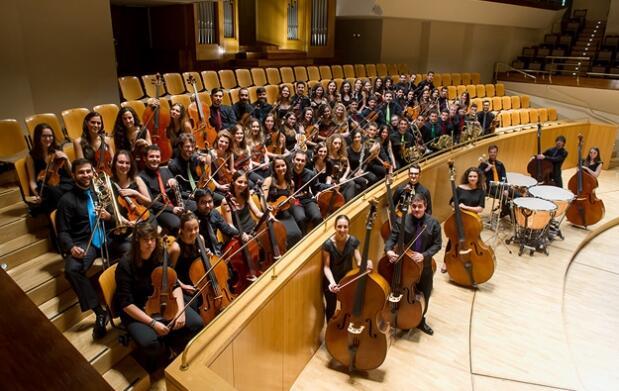 Joven Orquesta Nacional de España. Festival Ibérico de Música