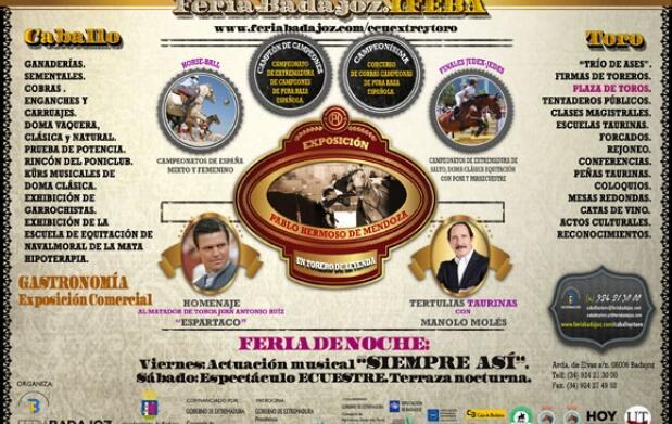 Feria del Toro y del Caballo