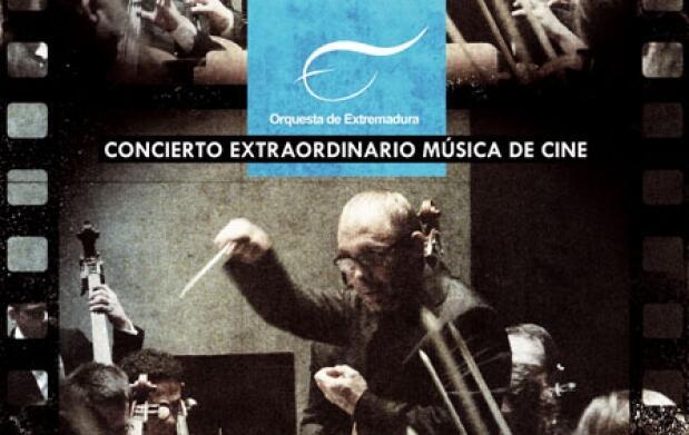 OEX en CÁCERES Música de Cine