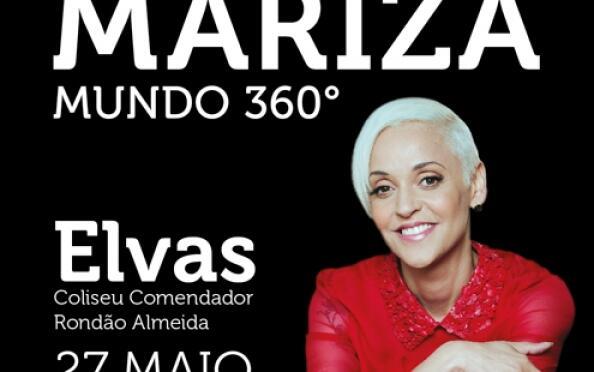 Entradas Concierto de MARIZA en Elvas
