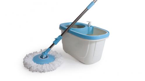 Fregona y Cesta Easy Clean Plus