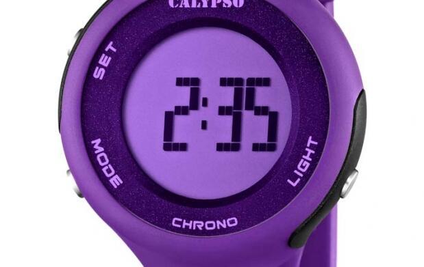 Reloj pulsera digital unisex Calypso