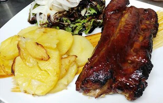 Menú para 2 en el Restaurante El Laurel