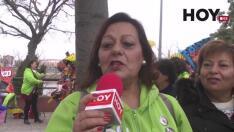 Badajoz vive su desfile más grande