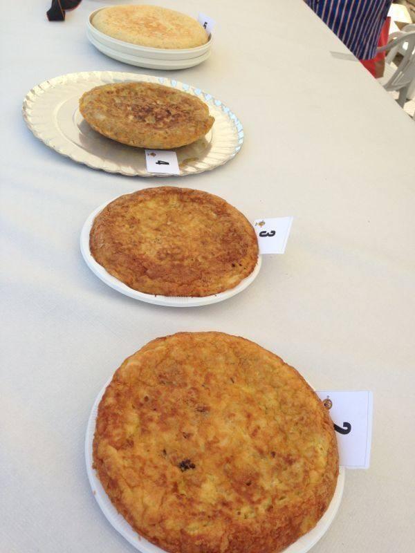 Villanueva celebra con un concurso de tortillas su mejor invención