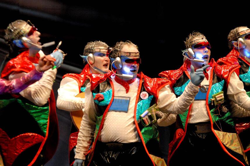 Arranca el Carnaval en Badajoz 1265431562480