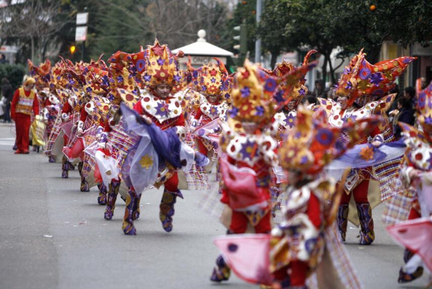 Arranca el Carnaval en Badajoz 1266225371931