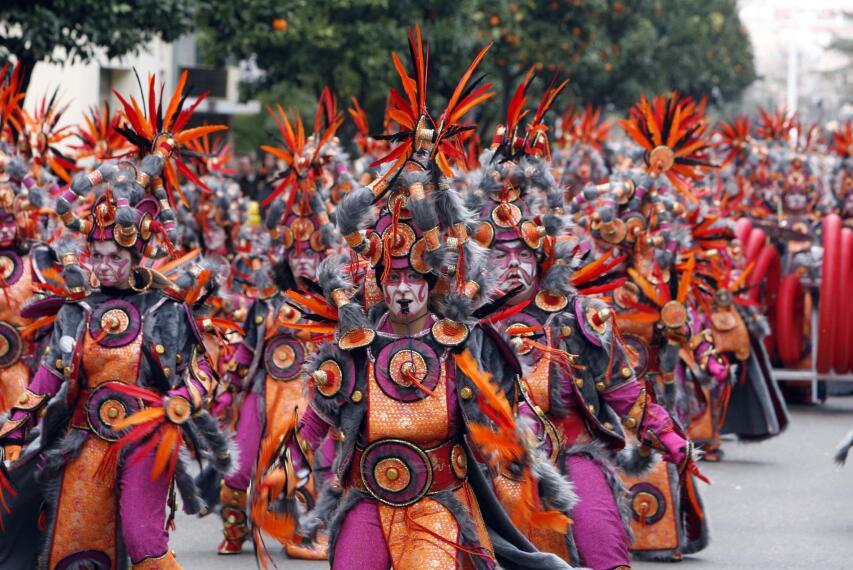 Arranca el Carnaval en Badajoz 1266225383032