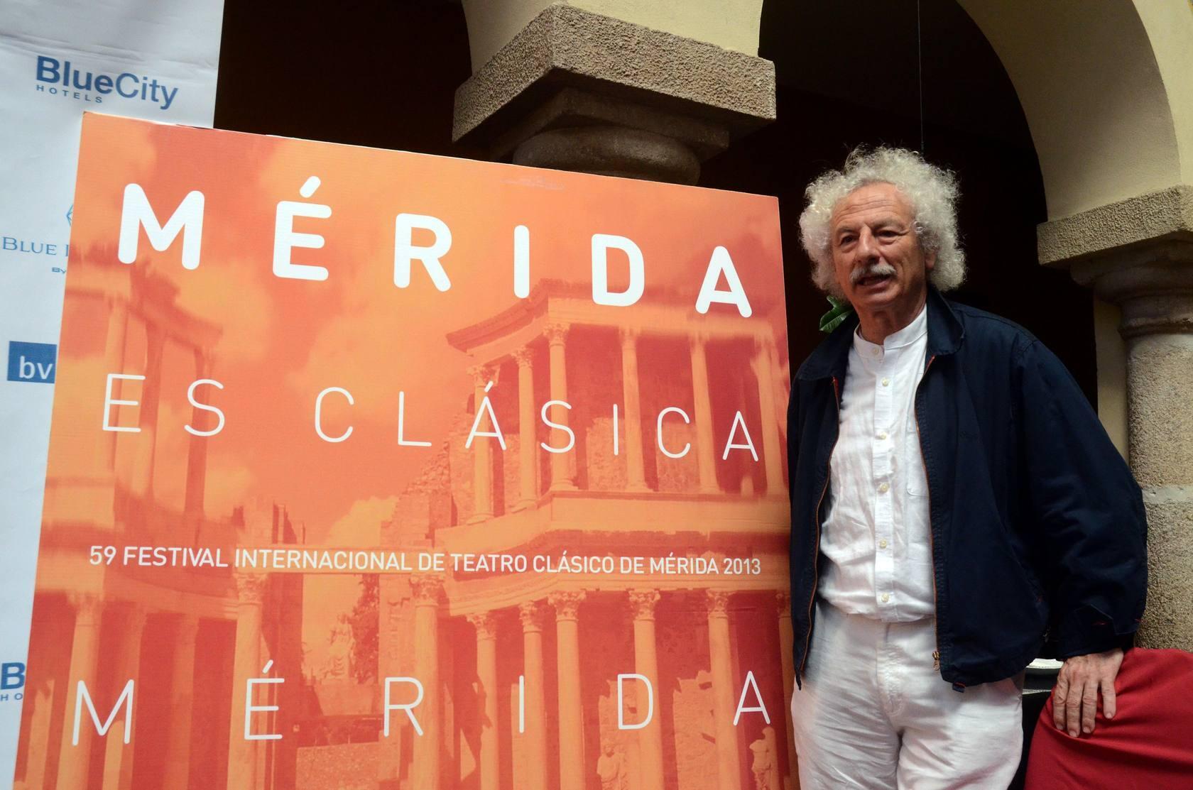 """El Brujo se mete en la piel de """"El Asno de Oro"""" en el Festival de Mérida"""