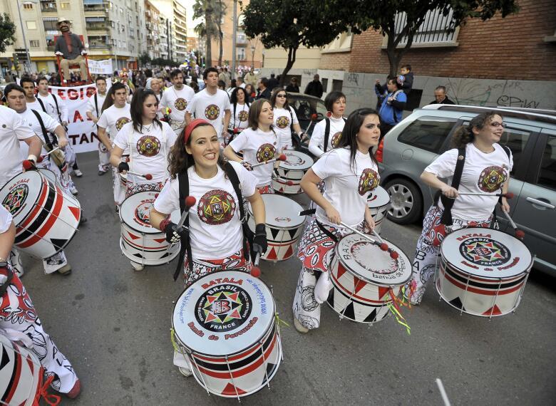 Arranca el Carnaval en Badajoz 1265537694933
