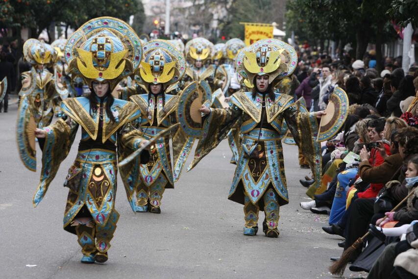 Arranca el Carnaval en Badajoz 1266225345824
