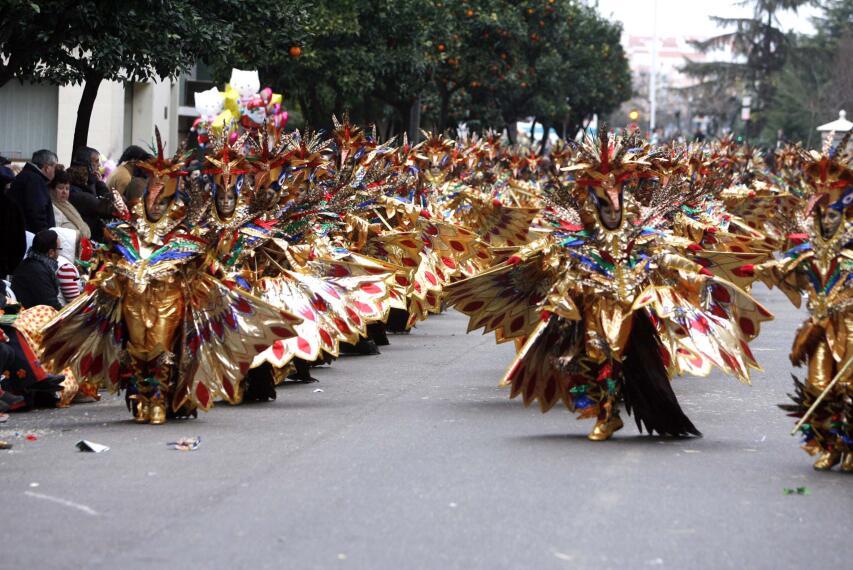 Arranca el Carnaval en Badajoz 1266224855605