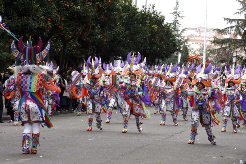 Arranca el Carnaval en Badajoz 1266225360125