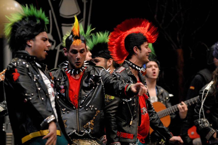 Arranca el Carnaval en Badajoz 1265431558536