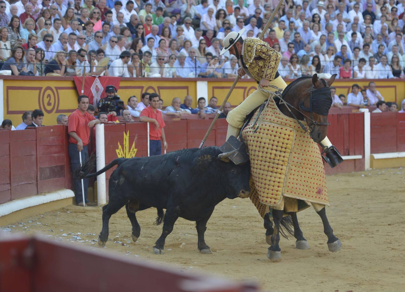 Primera corrida de la Feria de San Juan en Badajoz