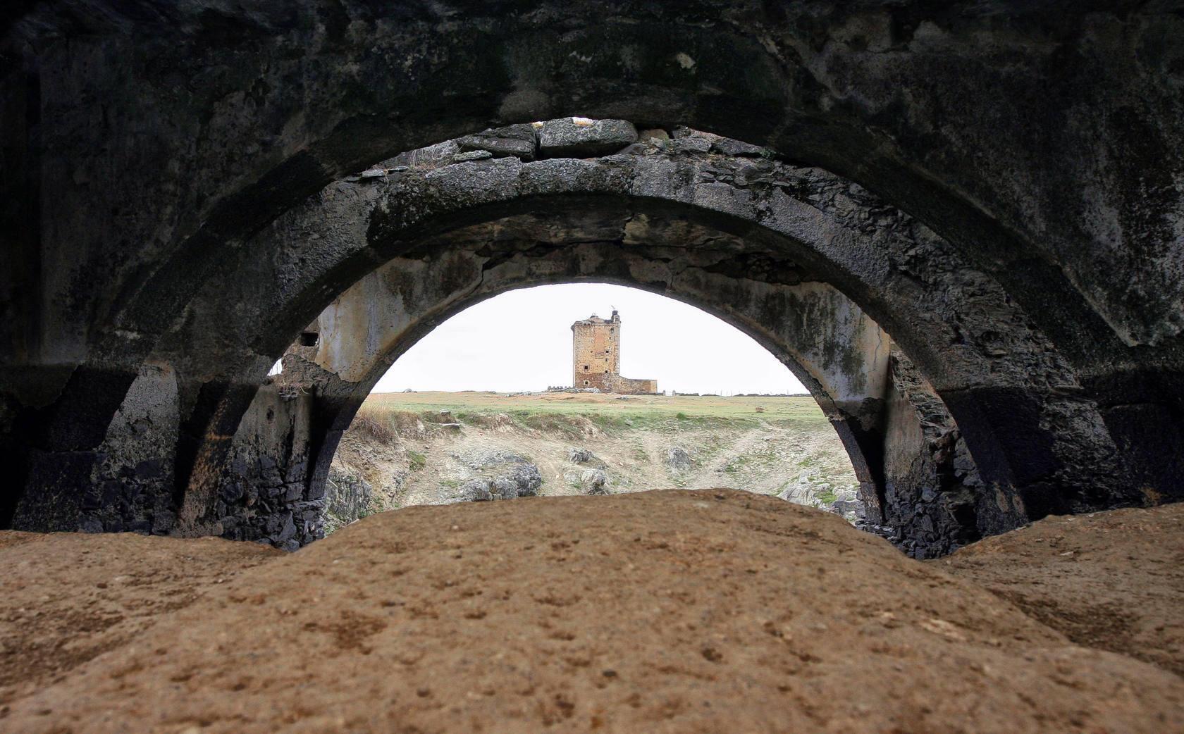 La ermita de San Jorge en Cáceres