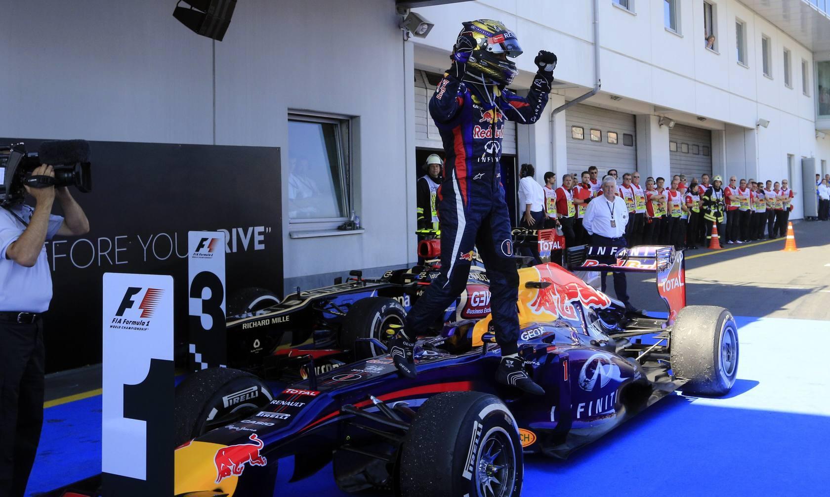 Gran Premio de Alemania de Fórmula 1