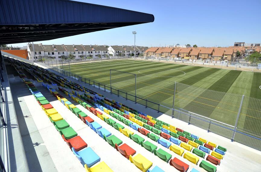 Las nuevas instalaciones del viejo vivero foto 5 for Viveros en badajoz