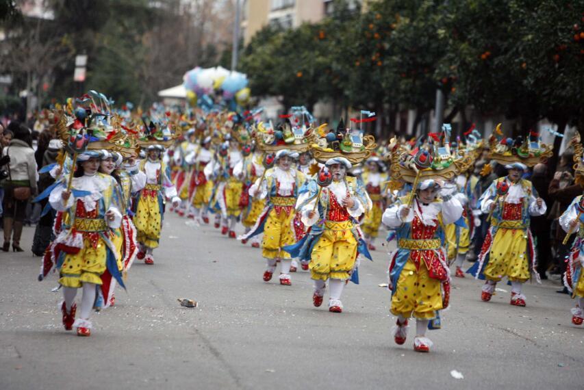 Arranca el Carnaval en Badajoz 1266224817586