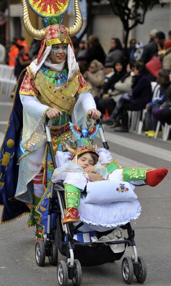 Arranca el Carnaval en Badajoz 1266172311547