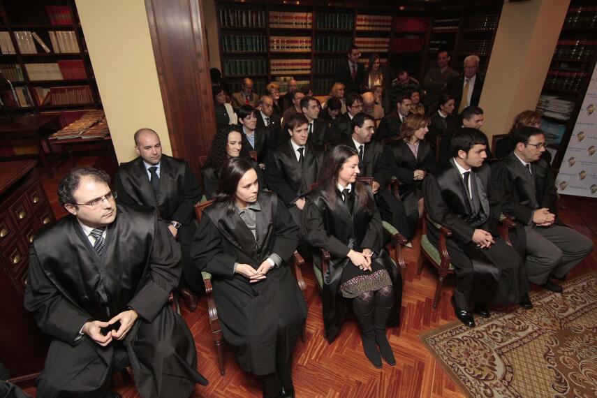 Jura De Abogados En Caceres Hoy Es Foto 1 De 19