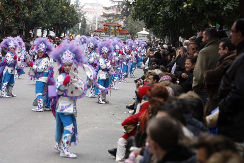 Arranca el Carnaval en Badajoz 1266225305809
