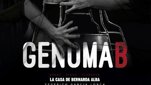 Entrada  para Genoma B, adaptación de La casa de Bernarda Alba