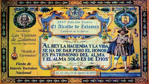 Entradas para EL ALCALDE DE ZALAMEA