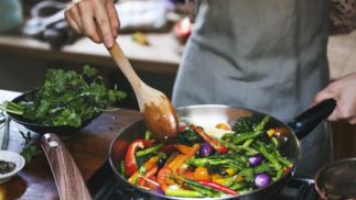 Curso de Cocina Vegetariana