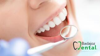 Limpieza dental indolora con ultrasonidos + fluoración