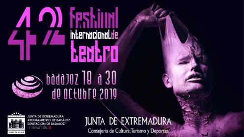 Entrada CORRER O FADO. 42 Festival de Teatro de Badajoz