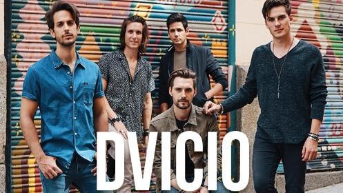 Entradas Front Stage para el concierto de DVICIO en Coria