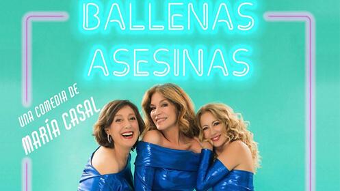 Entrada de butaca para BALLENAS ASESINAS