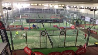 8 clases de iniciación al  Padel en Club Padel Indoor La Cañada